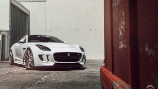FUEL AUTOTEK Media: Jaguar F Type R fitted with Vossen Forged VPS-314 T