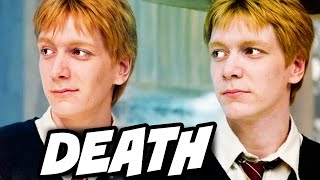 What Happened to George Weasley after Fred Died? - Harry Potter Explained