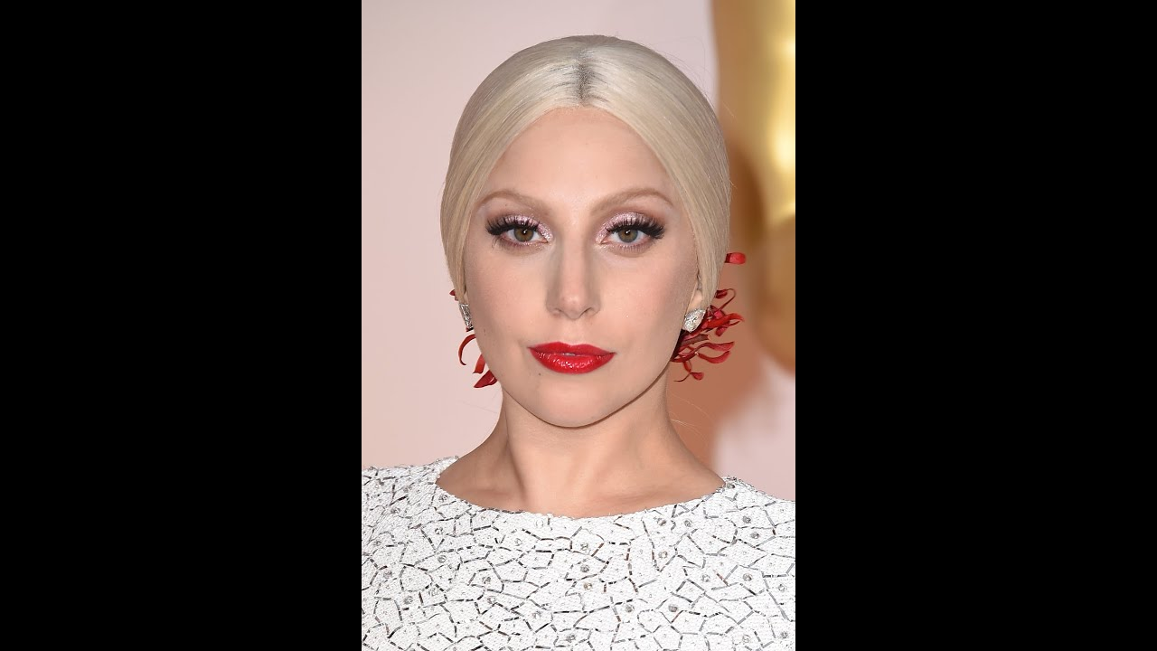 Lady Gaga Oscar 2015 Inspired Makeup Tutorial