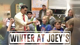 Winter at Joey's