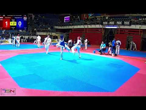 430  Nadja Savkovic, SRB vs  Dina Petrak, CRO 12 5