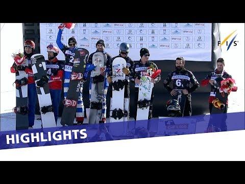 Visintin/Perathoner take Team SBX WC win in Erzurum in photo finish decision | Highlights