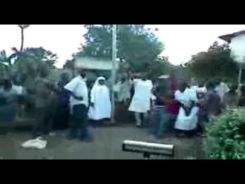 Africa LAIGHTING. 7° missione set. 2010. République Centrafricaine.