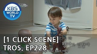 Big Brother to the Rescue!!!! William & Ben [1Click Scene / TROS Ep.228]