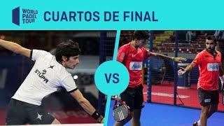 Resumen Cuartos de Final Stupa/Mati Vs Galán/Lima Cervezas Victoria Córdoba Open