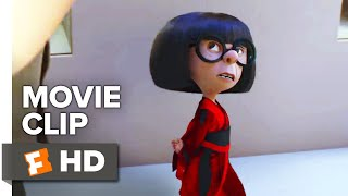 Incredibles 2 Movie Clip - Edna (2018) | Movieclips Coming Soon