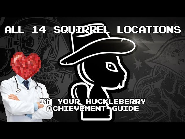 Trials Rising: All 14 Squirrels (Sixty Six DLC) I'm Your Huckleberry Achievement Guide