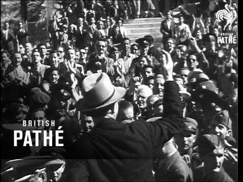 Liberation Of Greece (1944)