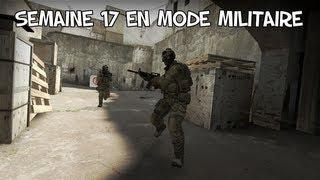 Semaine 17 en mode Militaire | CS:GO PC | PgunMan