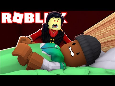 THE VAMPIRE - A Roblox Horror Story