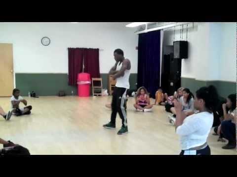 Vybz Kartel - Yuh Love (Neva Leave Me) - History Dancehall Workshop NYC