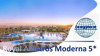 Обзор отеля ROYAL ALBATROS MODERNA 5 Египет Шарм Эль Шейх