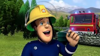 Feuerwehrmann Sam Deutsch Neue Folgen | Die Hitzköpfe - Gefährliche Luftrettungen WildBrain