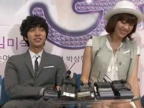 Han Hyo Joo & Lee Seung Gi on Brilliant Legacy Press Conference + Full Interview