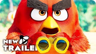 ANGRY BIRDS 2 Trailer 2 (2019) The Angry Birds Movie 2