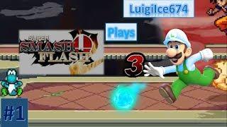 Super Smash Flash 2 Demo v.0.9: Events Part 1