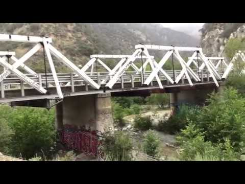 5/11/18  not 4/11/18  EAST FORK SAN GABRIEL RIVER RIVER PROSPECTING GOLD