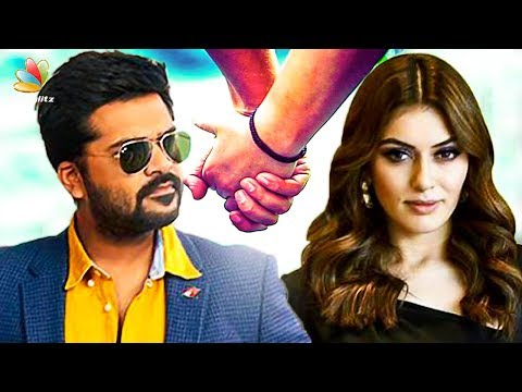 OFFICIAL : Hansika & Simbu are Back Together | Hot Tamil Cinema News | Maya Movie