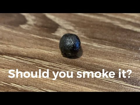 Should you smoke resin?