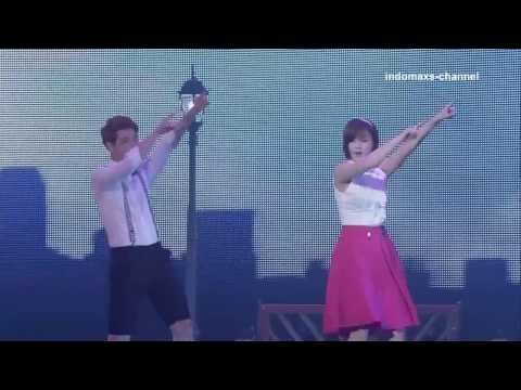 Eunjung T-ARA (티아라) - Two As One (TOUR JAPAN 2013)