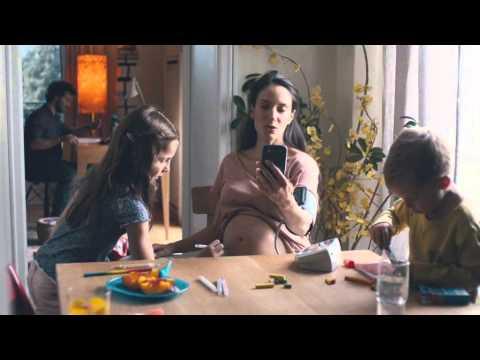 "DEUTSCHE TELEKOM TV AD / GERMANY / MUSIC: THE NARCOLEPTIC DANCERS ""UNIQUE TREE"""