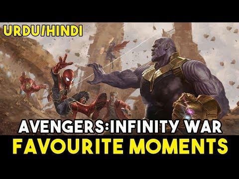 [URDU/HINDI] Avengers:infinity war My...