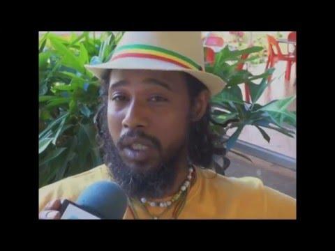 MBC TV- Île  Rodrigues - Valer Artist  ( Valeur d'Artiste )- Interview Blacklou juill 2015