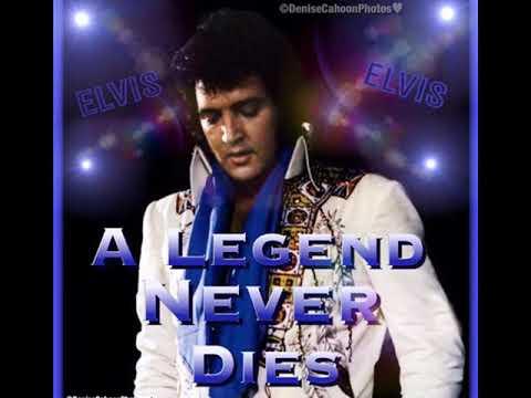 Tribute to Elvis Presley Happy Birthday January 8 2018.