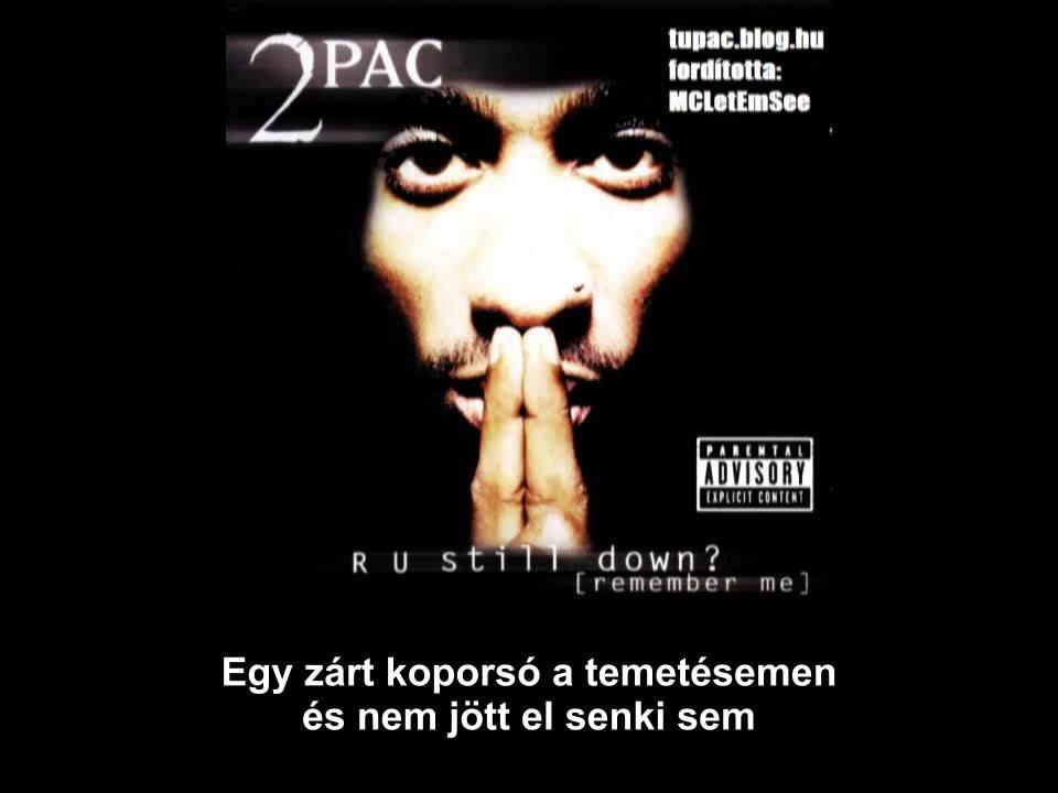 2Pac - Only Fear Of Death (Magyar Felirattal) - YouTube