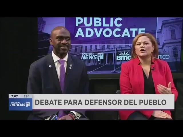 Melissa Mark Viverito con solida presentación en el Segundo debate para Defensor del Pueblo