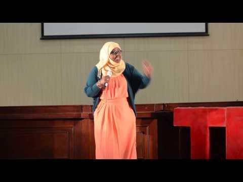 لا تفكر بالنجاح فكر بخلق عادة ناجحة: فاطمة جامع في TEDxYouth@Khartoum