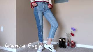 jean collection牛仔裤合集   skinny   girlfriend jeans   crop flare jeans