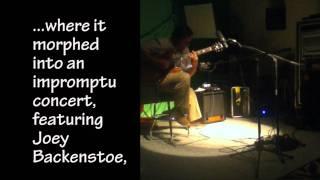 AVGS 2011 BBQ concert Trailer