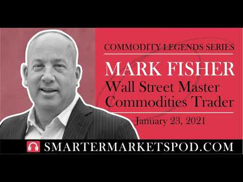 Download Ep.9 - Mark Fisher: A true Commodity Legend muses on how to improve the futures market
