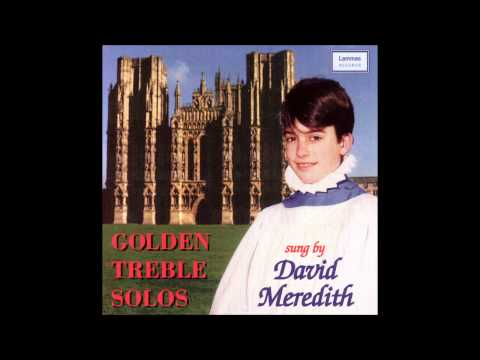 David Meredith boy soprano) singing Schubert's Ave Maria