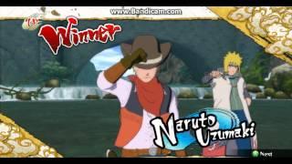 Naruto Shippuden Ultimate Ninja Storm 3 Gameplay
