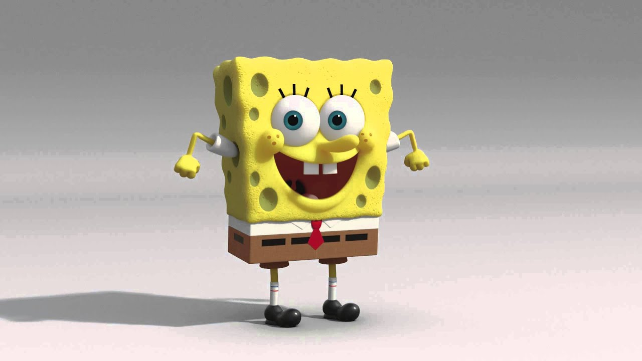 Spongebob Wishes You A Happy Day Of Positivity Sbsp2 Paramount