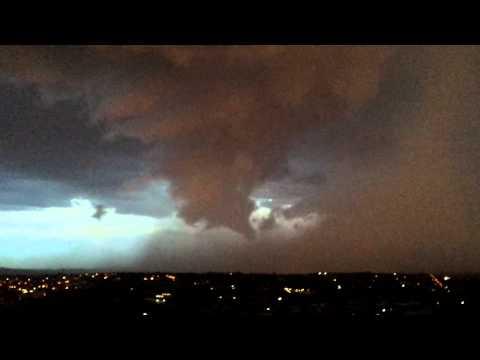 AWESOME Johannesburg Thunderstorm