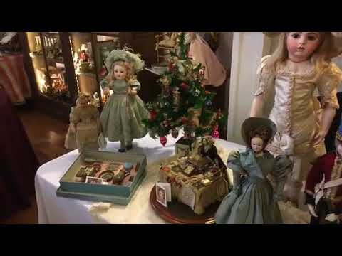 Virtual Shopping At The Carmel Doll Shop | Doll Week On Ruby Lane