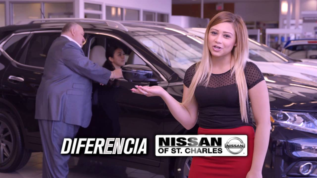 Nissan Of St Charles  Our Customers Are Family!
