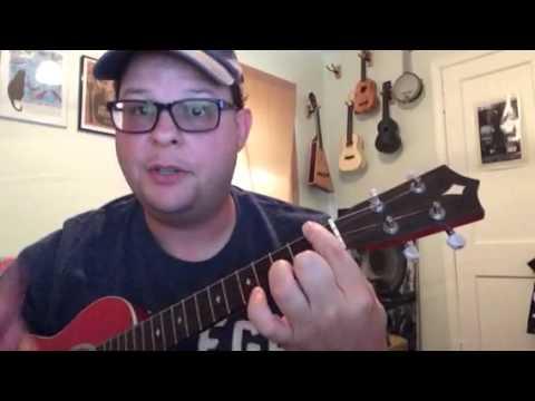 Paul Mccartney Junk Ukulele Tutorial Youtube