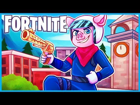 THEY ARE *VAULTING* THIS GUN SOON in Fortnite: Battle Royale! (Fortnite Funny Moments & Fails)