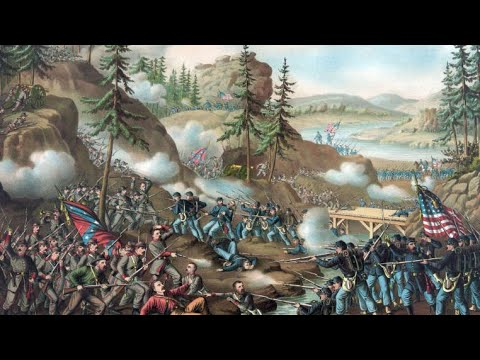 Battle Of Chattanooga Animated Map