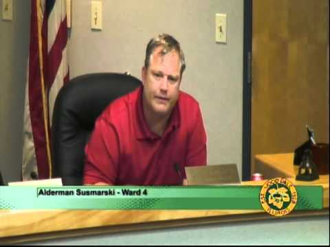 City Of Wood Dale: Committee Of The Whole 11/12/2015