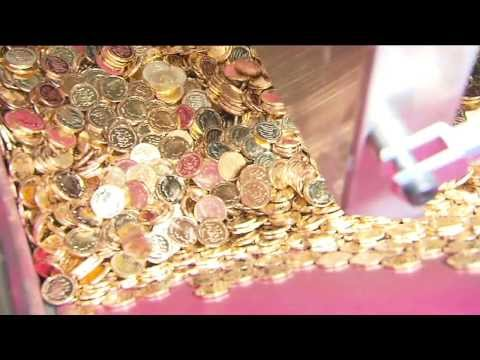 Royal Australian Mint Tour  - Behind the News