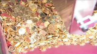 Royal Australian Mint Tour  - Behind the News