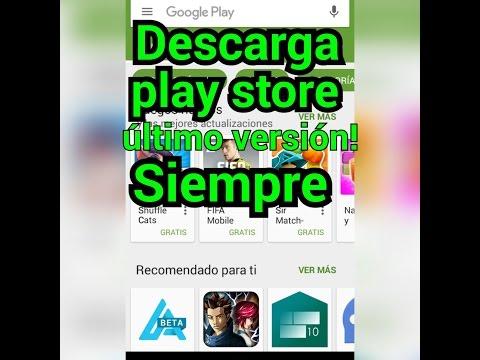 Actualiza play store a la �ltima versi�n Octubre 2016|M�todo definitivo.