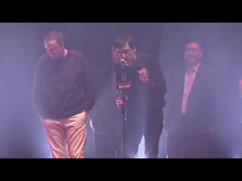 The Greasy Strangler wins Best Comedy at the 2017 Three Empire Awards streaming vf