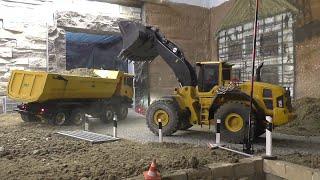 RC CONSTRUCTION, BUILD THE NEW PARTS SHOP PART 1