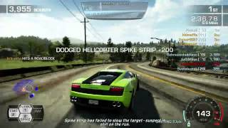 Need For Speed Hot Pursuit 2010 - Multiplayer Gameplay #1 [Hot Pursuit] [PC][HD]